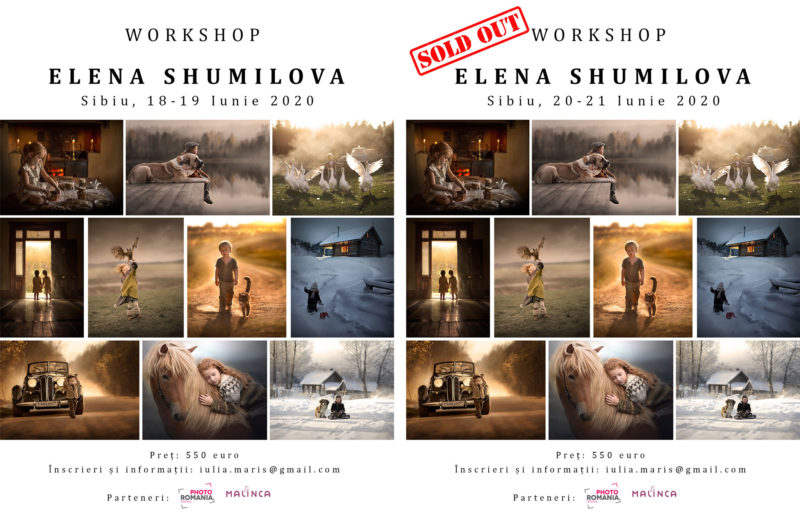 workshop elena shumilova